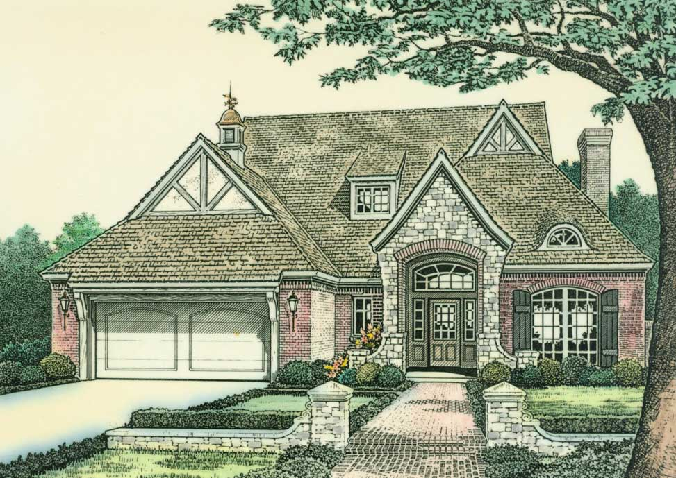 8898l fillmore chambers design group for Fillmore house plans