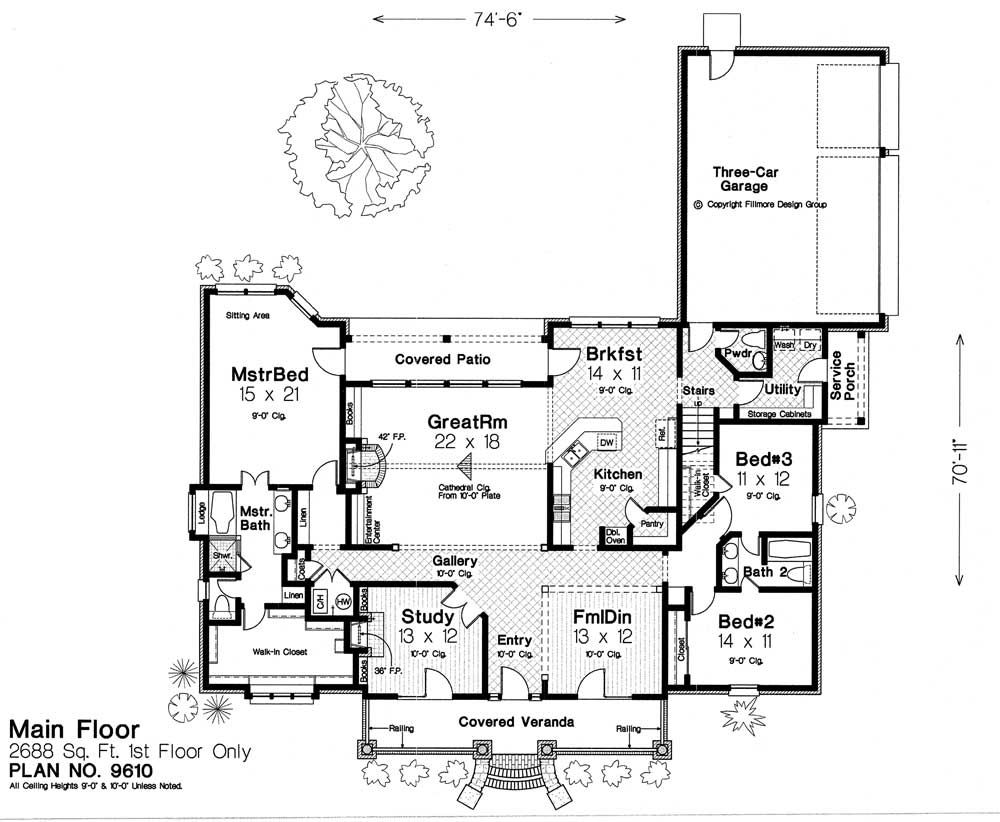 Fillmore Design Group House Plans 28 Images House Plan Fillmore Design Group Plans Ideas